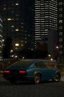 1971 Nissan Fairlady 240ZG (Gran Turismo 6) by Vertualissimo