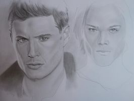 winchesters by widgge