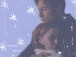 x files . my life by truescully