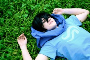 John Egbert II by IsabellaRoseHope