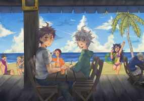 SDR2- Refreshing by nooshi-beans