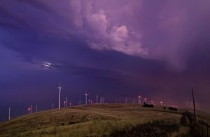Storm over Rio Vista by MattGranzPhotography
