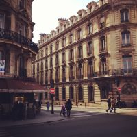 Paris by Melistine