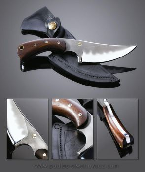 Knife. by WSi