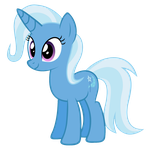 Trixie Lulamoon Vector by kingdark0001