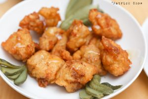 Lemon chicken by patchow