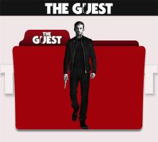 The Guest 2014 Folder Icon by sonerbyzt
