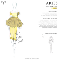 Aries - 12 Horoscopes C. by rednotion