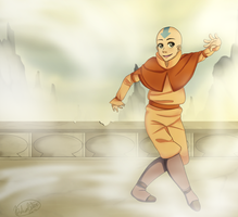 Aang 001 by bobcoolster