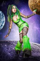 Space Jenni by falt-photo