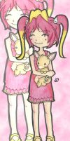 Soft bunny by Neridy