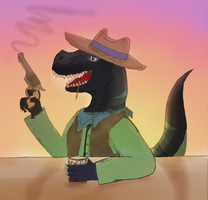 Texan-Rex by Cadenza-Crescendo