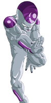 Menacing Frieza by JensTheSaiyan