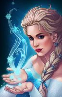 Elsa by DigiAvalon