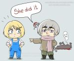 She did it by APH-Ukraina