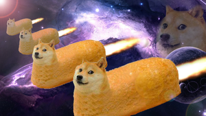Doge Squadron by Shankidy