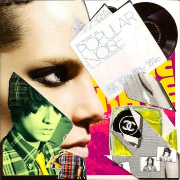 Mix CD Sleeve - Front by Julio-Cesar