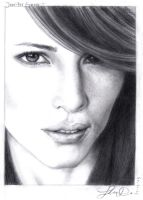 jennifer garner by asaake