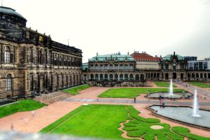 The Ghosts of Dresden by TheNimster