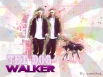 The dog Walker.- TomKaulitz by Camlitedx