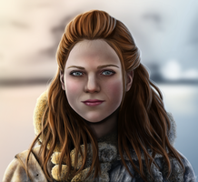Ygritte by hello-ground