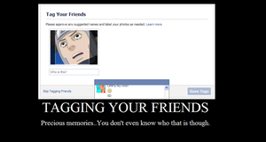 Tagging Your Friends on FB by ShanaMiyamoto
