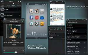 Revolution CM7 Theme by Taine0