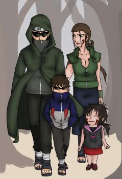 Collab: Family Walk by Jyukai-Koudan
