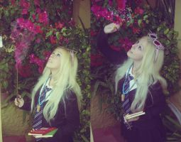 That Magic Touch,Luna Lovegood Cosplay by MissWeirdCat