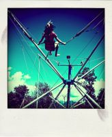 The-Trampoline-poladroid 2 by Rob1962