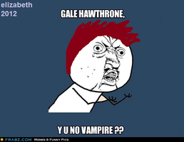 If Gale Was A Vampire... by lizzy905