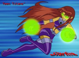 Part Starfire by Archer01