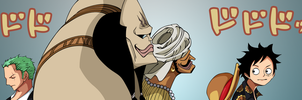 Best funny moment One piece 749 by Kaisertony