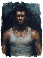 Wolverine by MKage