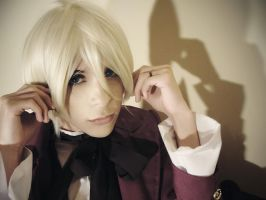 Alois cute as hell xD by SidarthuR