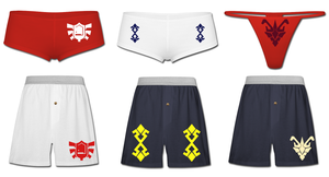 LOZ Link Pipit Groose Symbol Underwear by Enlightenup23