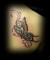 Butterfly by Taigeri