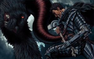 Guts vs Zodd by En-Taiho