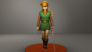 project M  Rise of inferno: Classic Link by Gamercorp100