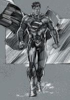 superman by wallacedestiny