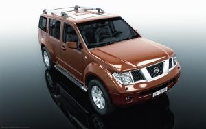 3D Nissan Pathfinder by 3DEricDesign