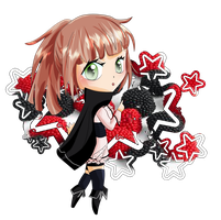 PC- Hana chibi by WataruAvril