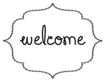 Welcome Button | F2U by UmieAdopts