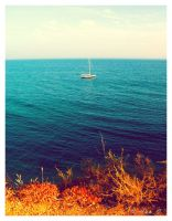 Sailing Free by Ana-D