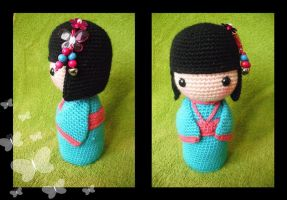 Kokeshi by Pachyblur