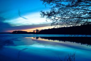 Blue moment by BIREL