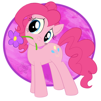 Pinkie Pie for Shosh by KicsterAsh