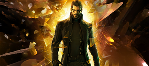 Deus Ex: Human Revolution by Rizing1