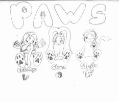 Paws by ExileMage