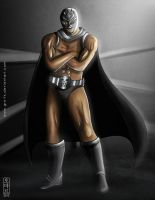 :Luchador: by GRO-fx